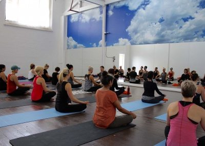Project You - Yoga Launch