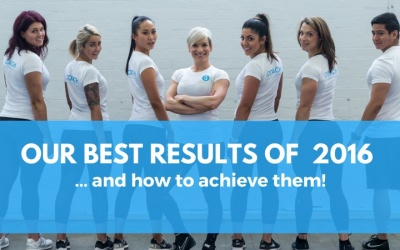 Our Best Results of 2016… and how to Achieve Them!
