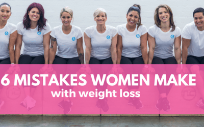 6 Mistakes Women Make with Weight Loss