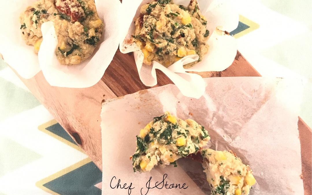Savoury Healthy Muffins