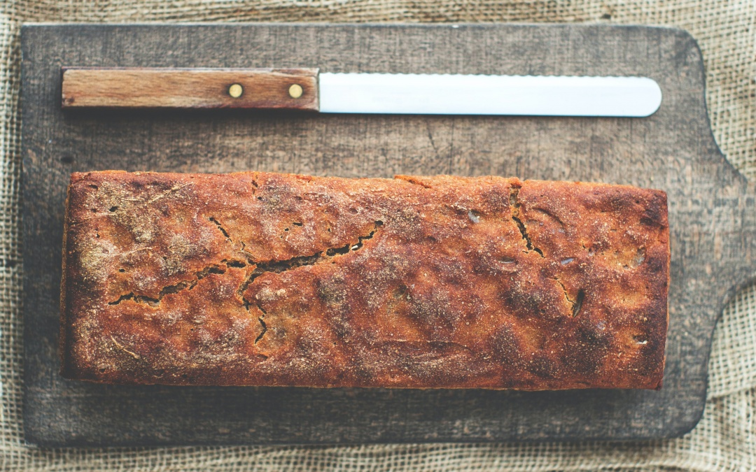 Walnut & Lentil loaf
