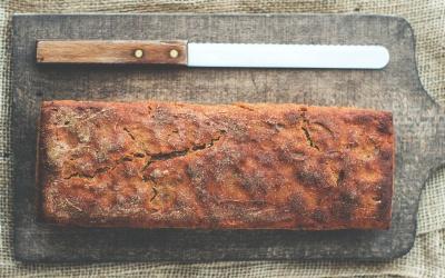 Walnut & Lentil loaf